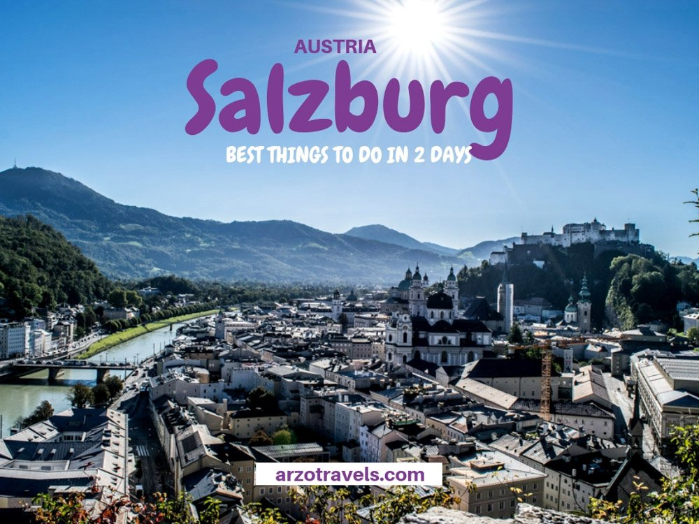 Salzburg in 2 days, best things to do and see in Salzburg