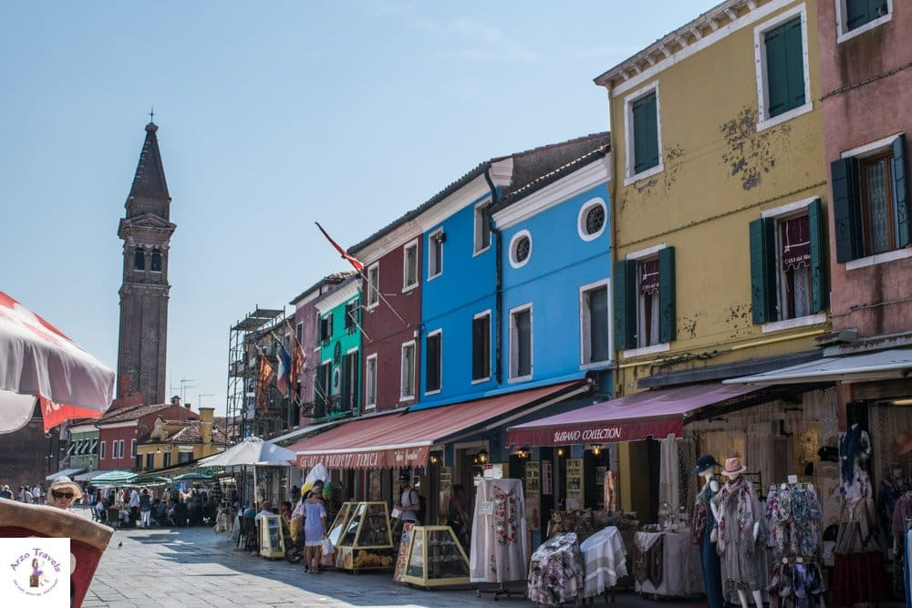 Burano what to see - 1 day itinerary