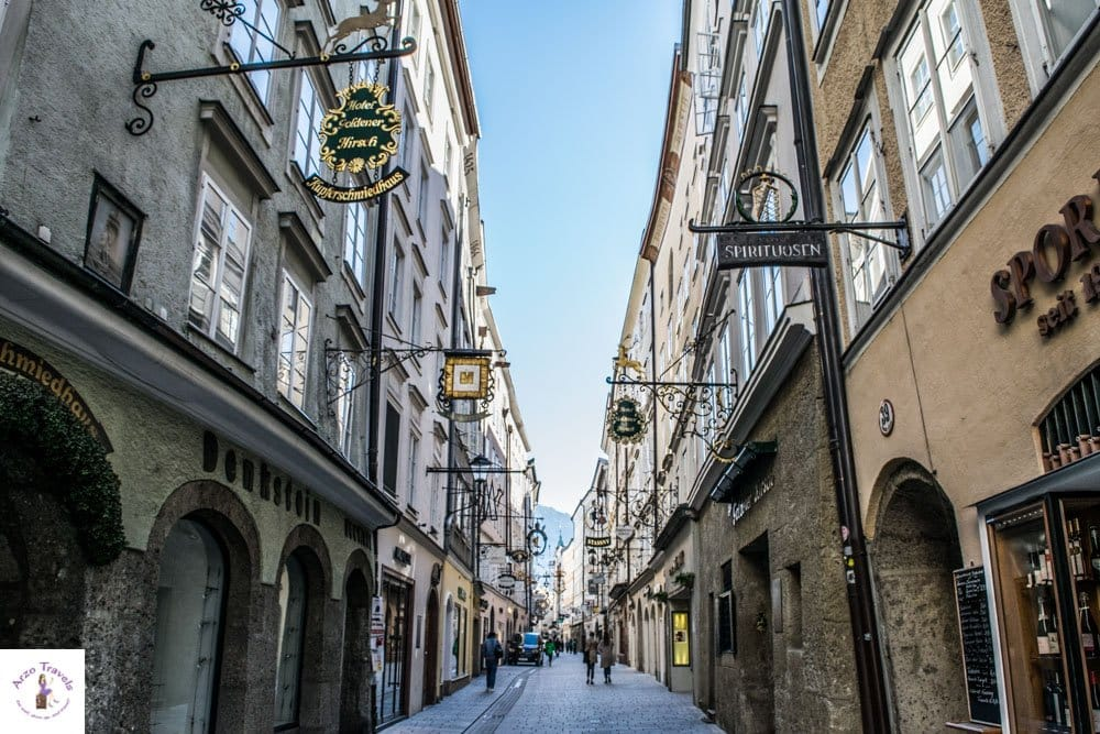 Stroll the streets in Salzburg in 48 hours