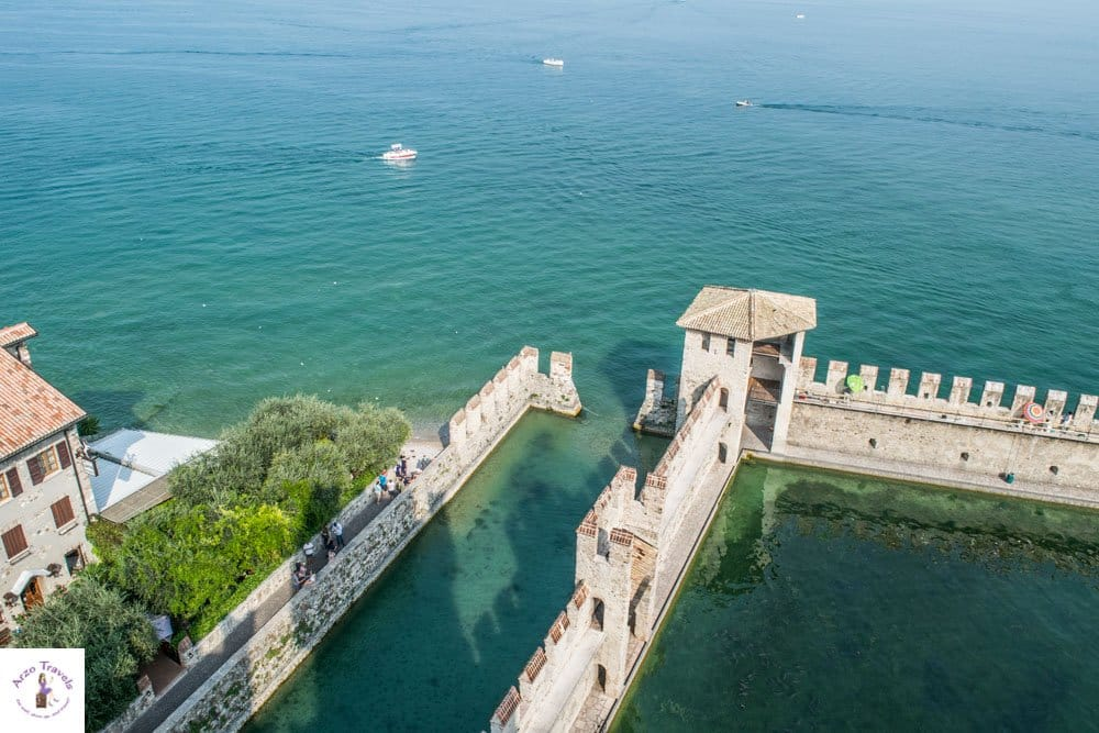 View from Sirmione Tower