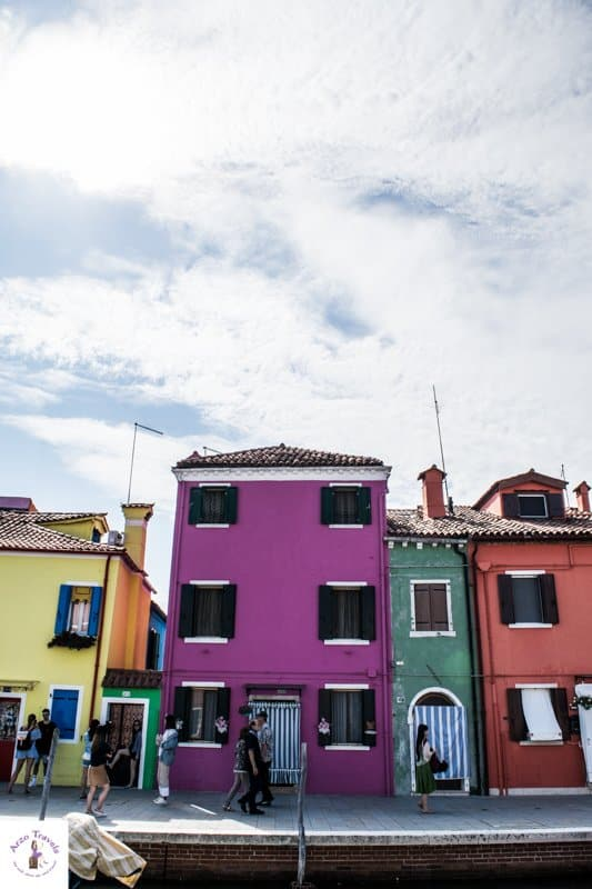 What to see in Burano