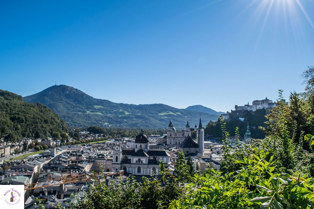what to see in Salzburg attractions