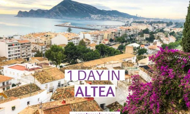 Best Things to Do in Altea in One Day – The Cutest Town at Costa Blanca