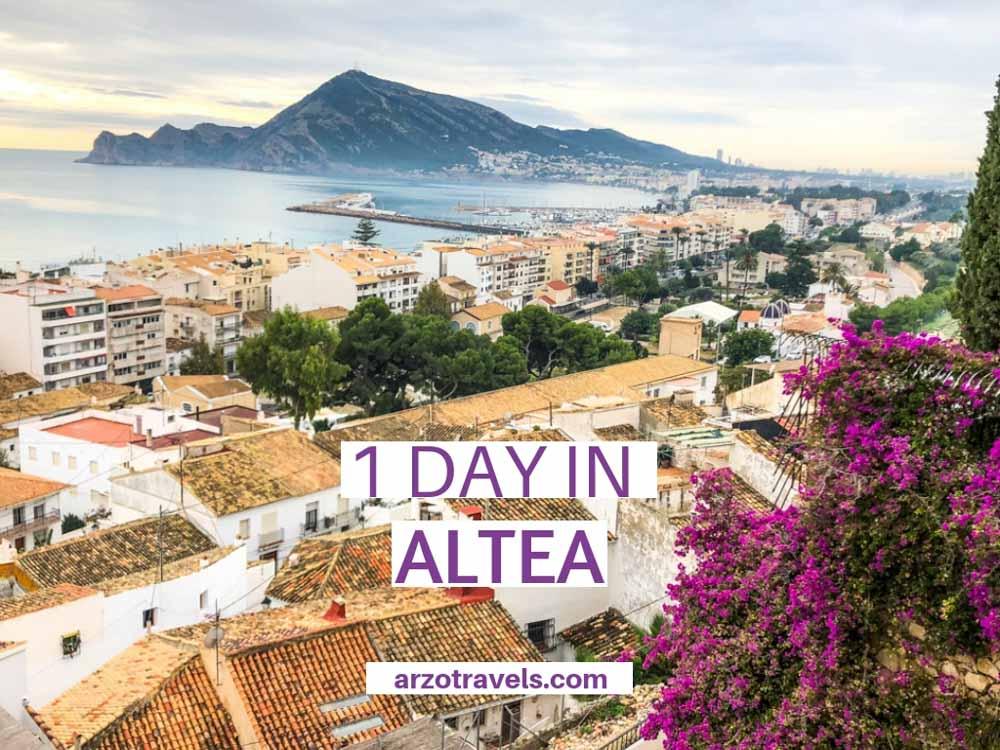 Altea best places to visit in Altea, Costa Blanca