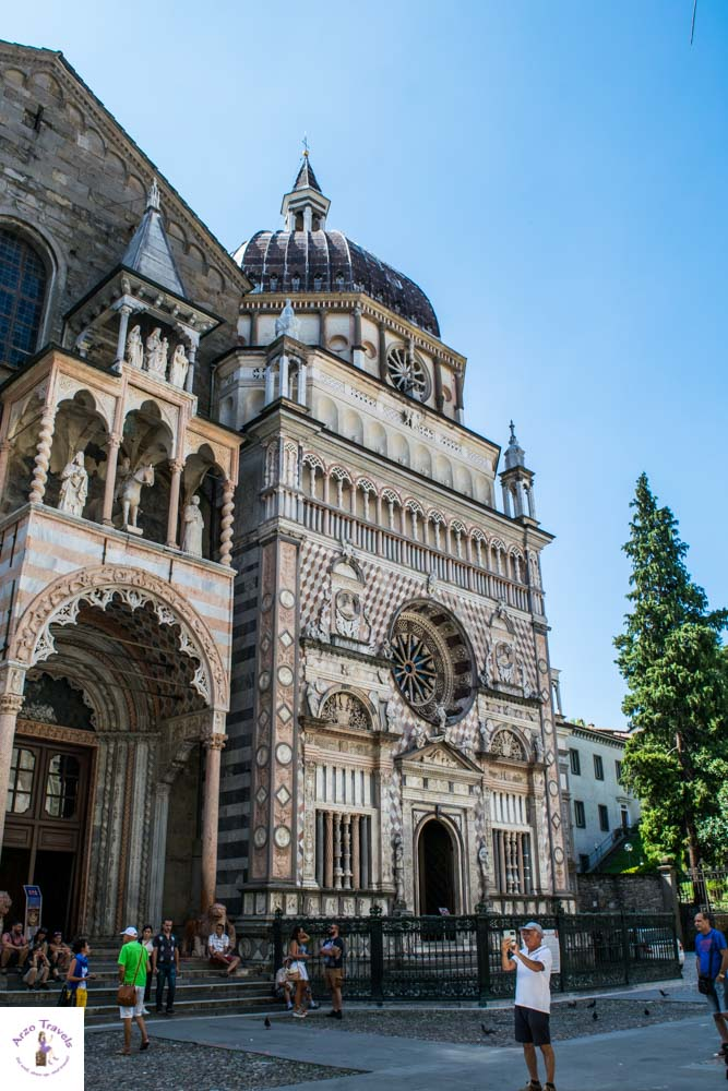 Bergamo most beautiful places