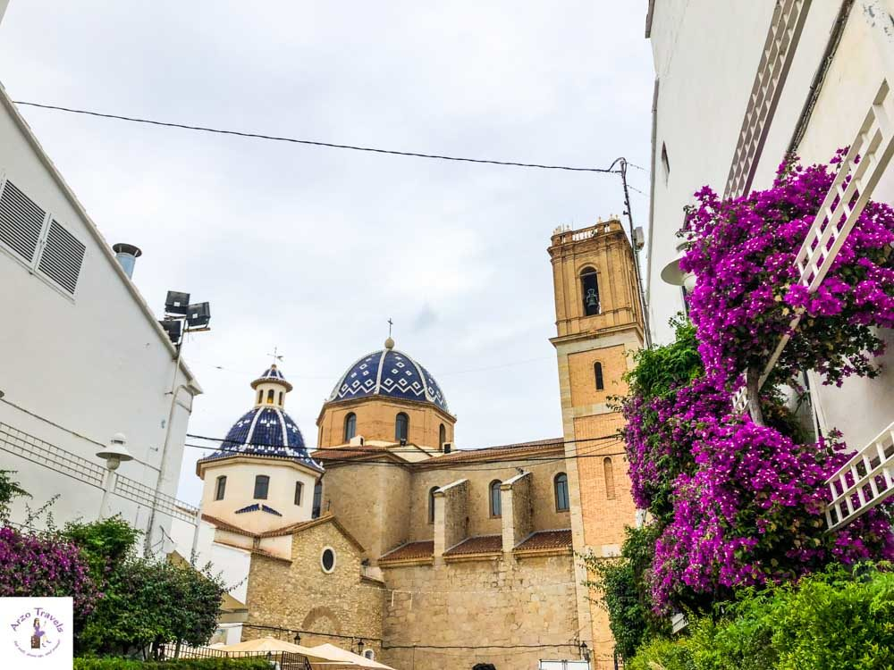 Best places to visit in Altea, Costa Blanca