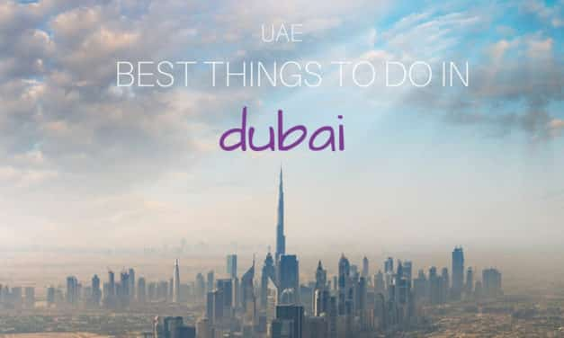 What to Do in Dubai – 50 Fun Things to Do in Dubai