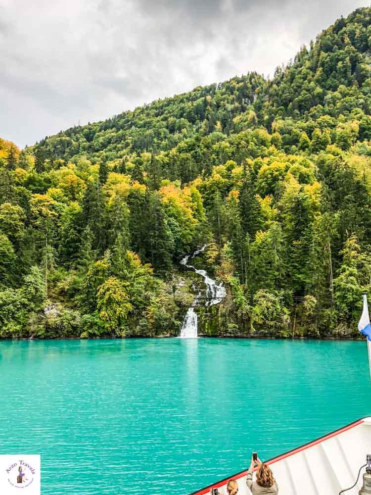 Best things to do around Lake Brienz, Interlaken Giessbach Waterfalls