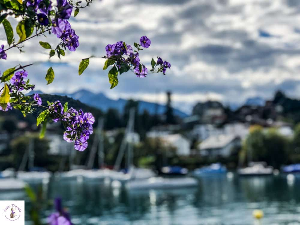 Best things to do around Lake Thun, stroll the hike_