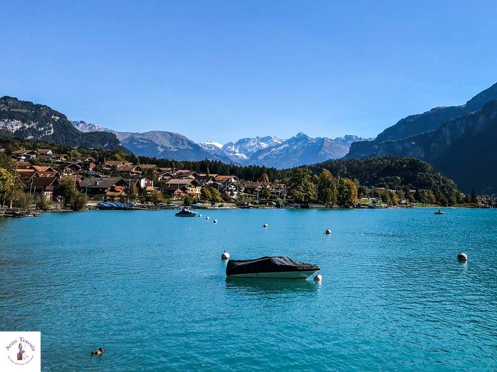 Best things to do at Lake Brienz, Interlaken