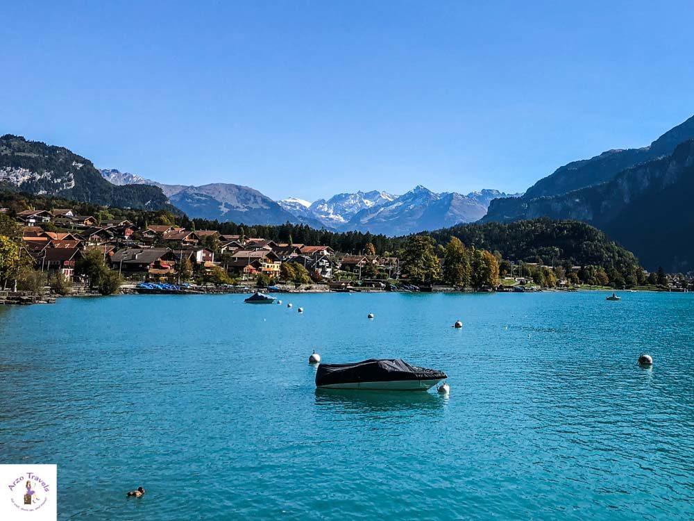 Best things to do at Lake Brienz, Interlaken