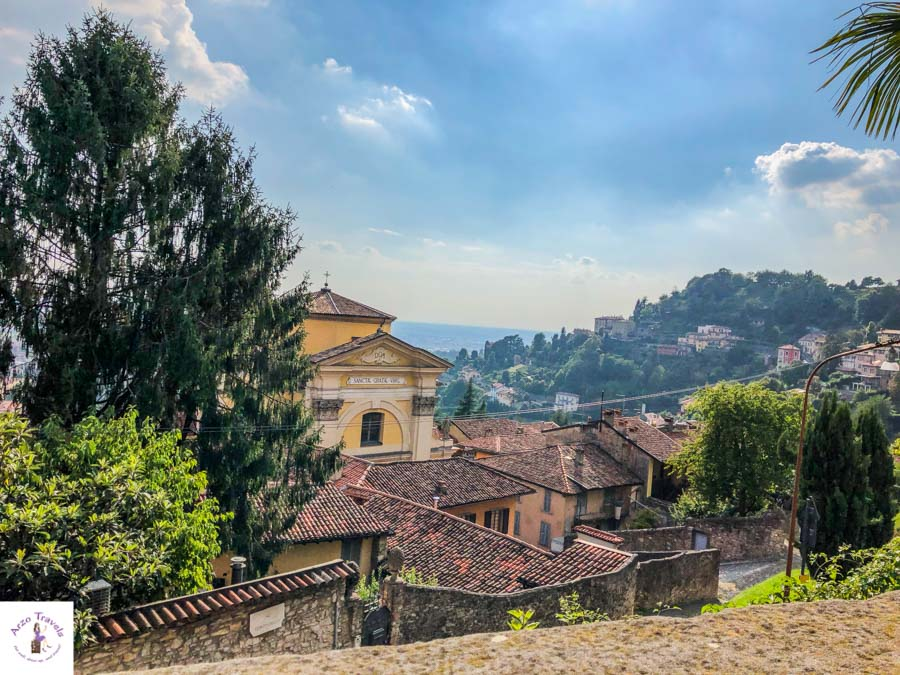 Best things to do in Bergamo, walk the street