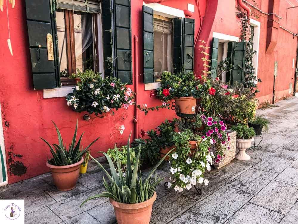 Burano Attraktionen,Italien