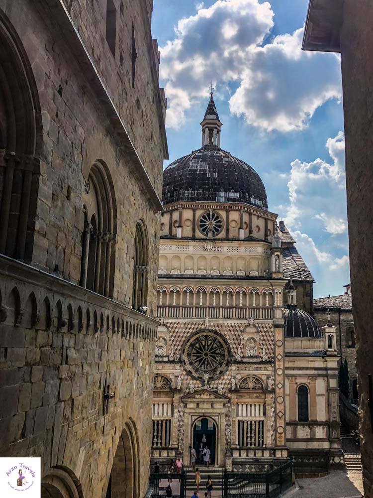 Churches to visit in Bergamo, Italy