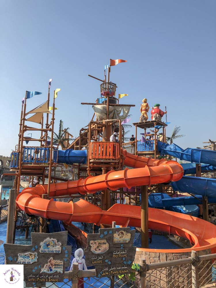 Dubai Wild Wadi Waterpark