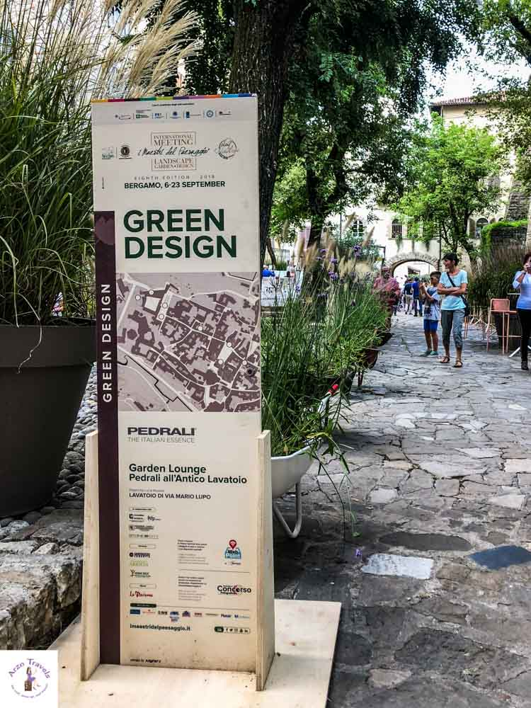 Green Week in Bergamo