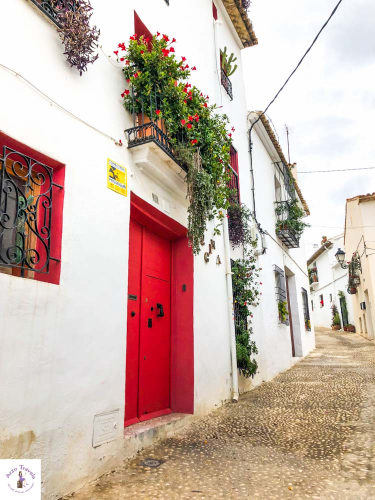 How to get to Altea from Alicante, Costa Blanca