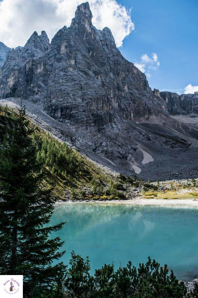 How to get to Lago di Sorapis
