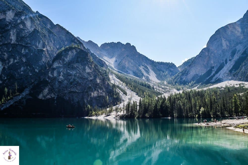 Instagram places at Lago di Braies