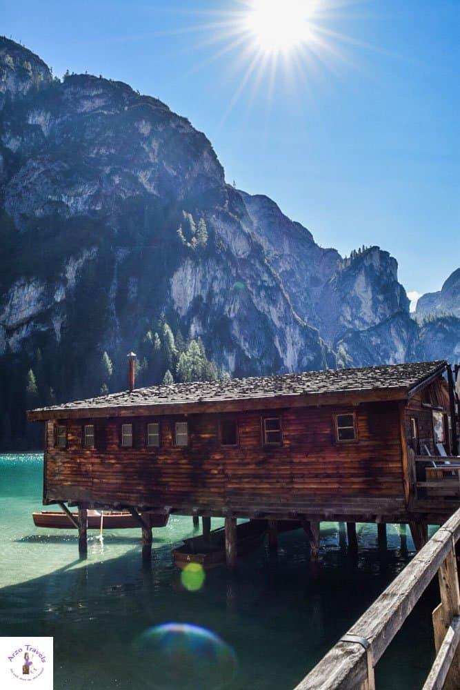 Lago di Braies Instagrammability