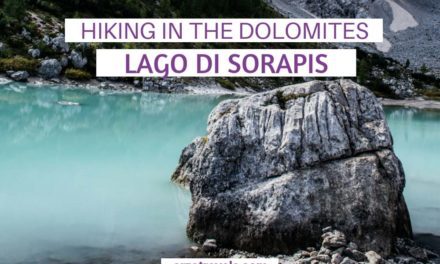 Lago di Sorapis – A Hike in the Dolomites