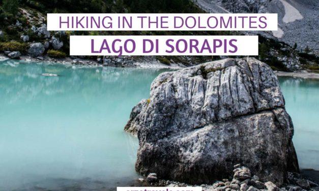 Lago di Sorapis – A Hike in the Dolomites