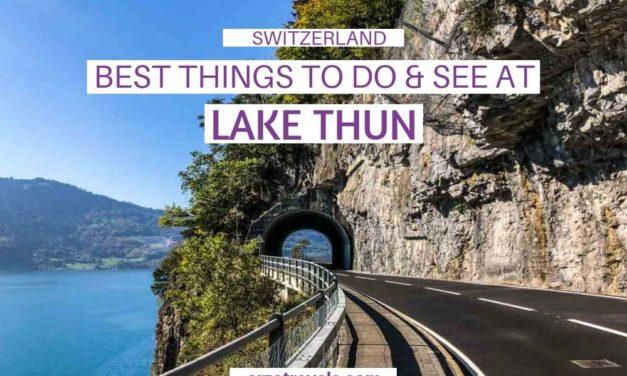 Thunersee – Things to Do In and Around Lake Thun, Switzerland