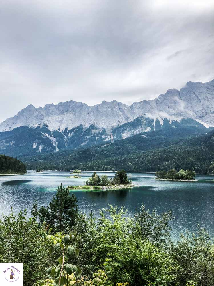 Most beautiful place in Bavaria, Eibsee