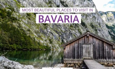 Most Beautiful Places to Visit in Bavaria