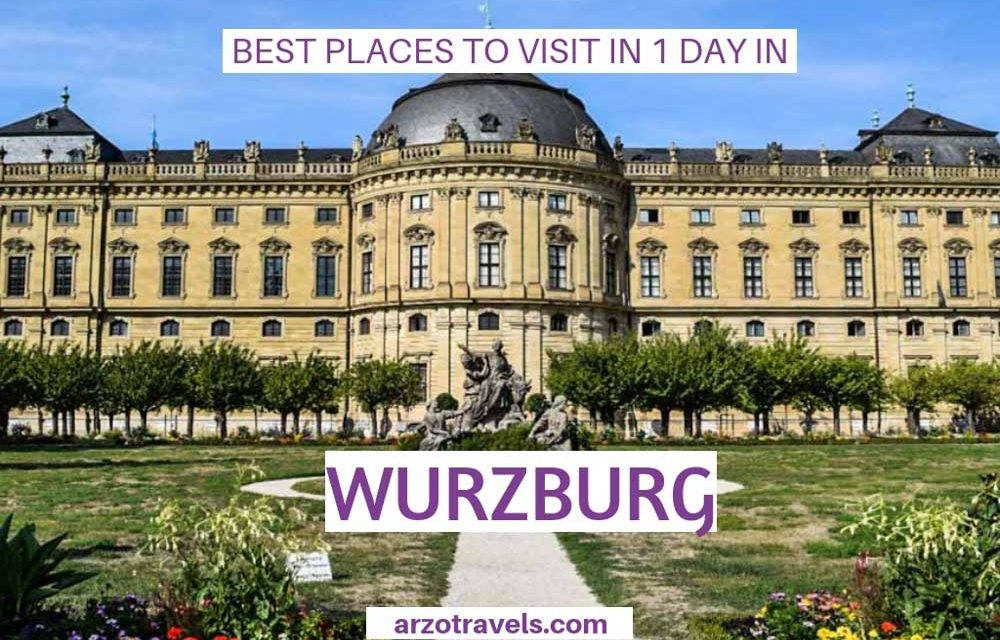 Best Things to Do in Wurzburg