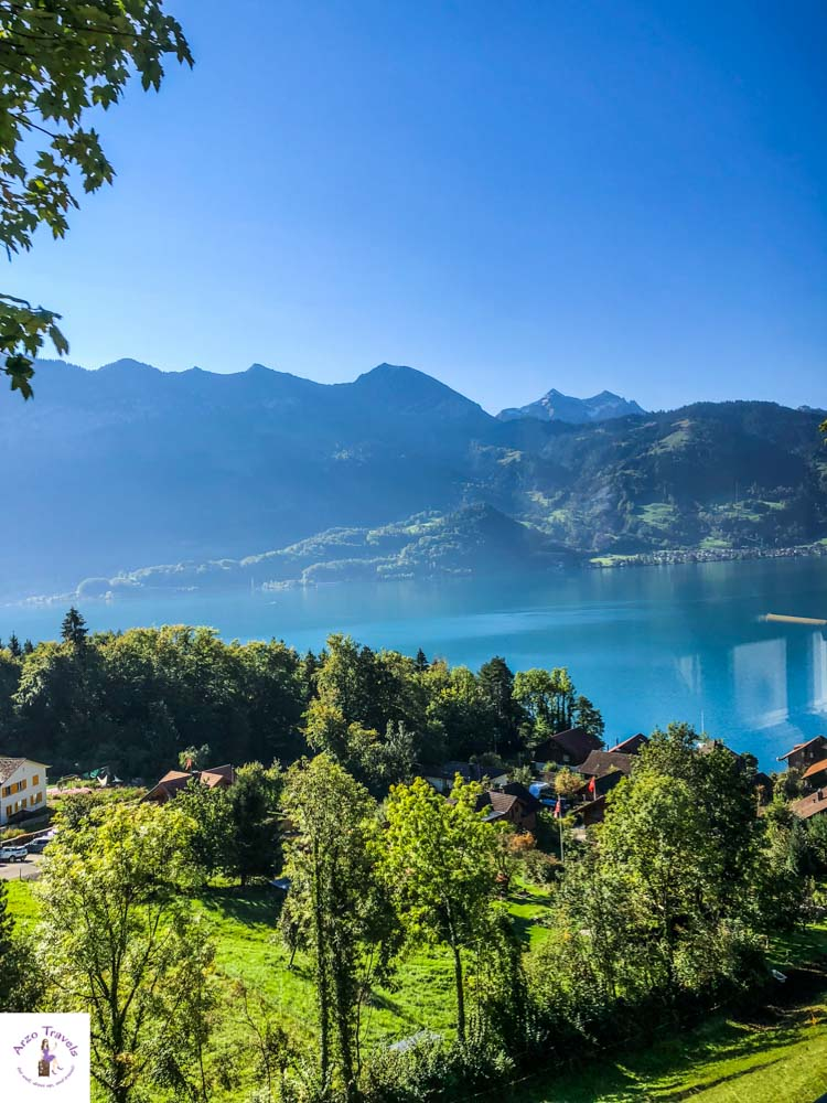 Switzerland Lake Thun best things to do