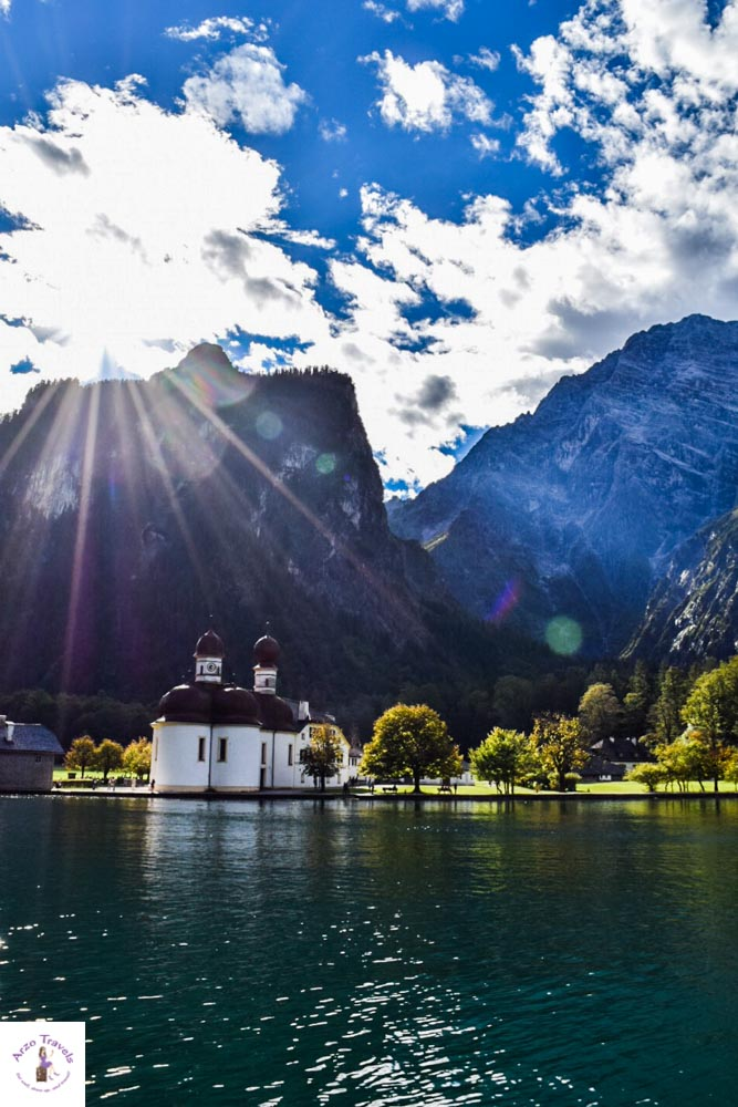 The best places in Bavaria, Germany, Königssee