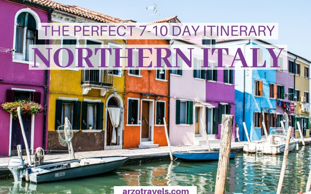 10-Day Northern Italy Itinerary