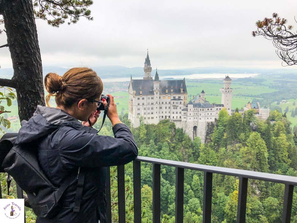 Things to do around Neuschwanstein Castle, Waterfall near Marienbrücke