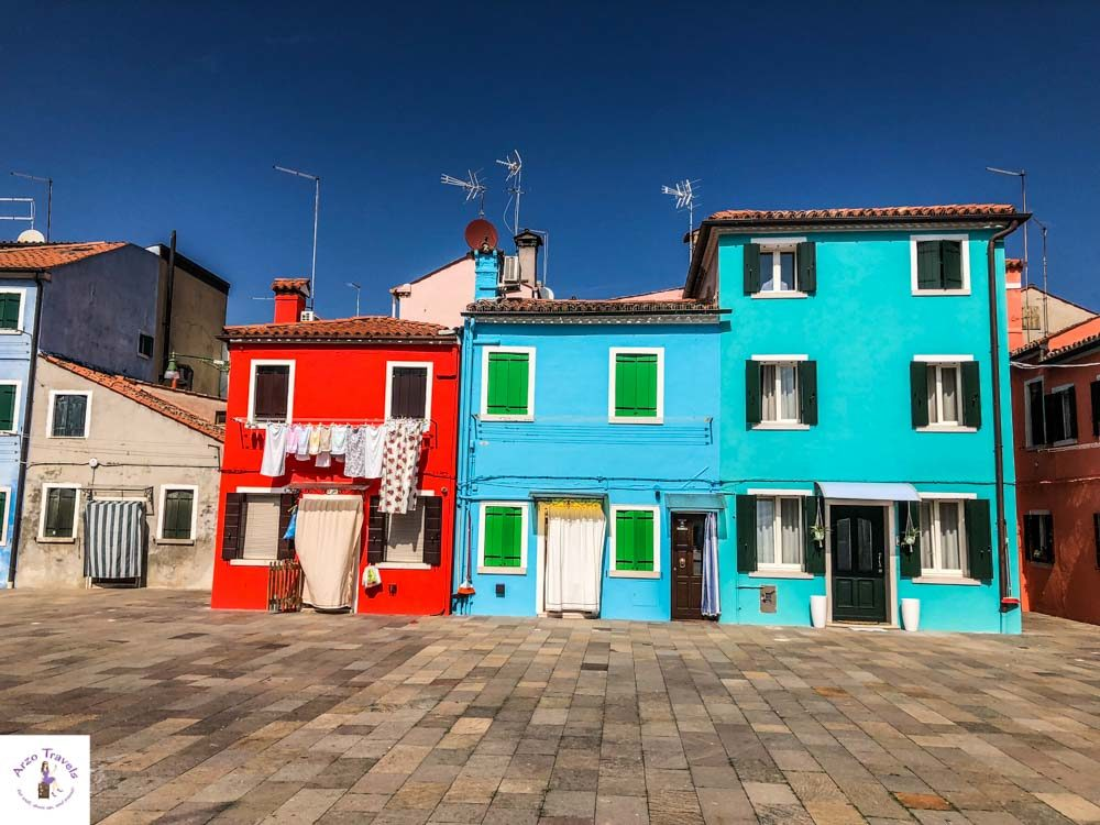 Top Burano Attraktionen,Italien