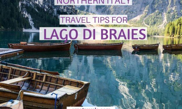 Travel Information: Lago di Braies – Pragser Wildesee in South Tryol