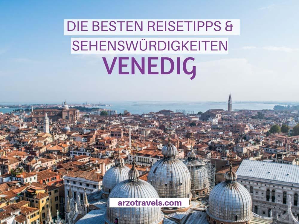 Venedig, die besten Attraktionen und Aktivitäten