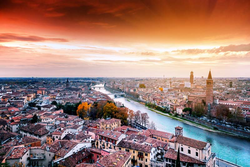 Verona in one day, the best Verona travel travel tips and best 1 day Verona itinerary