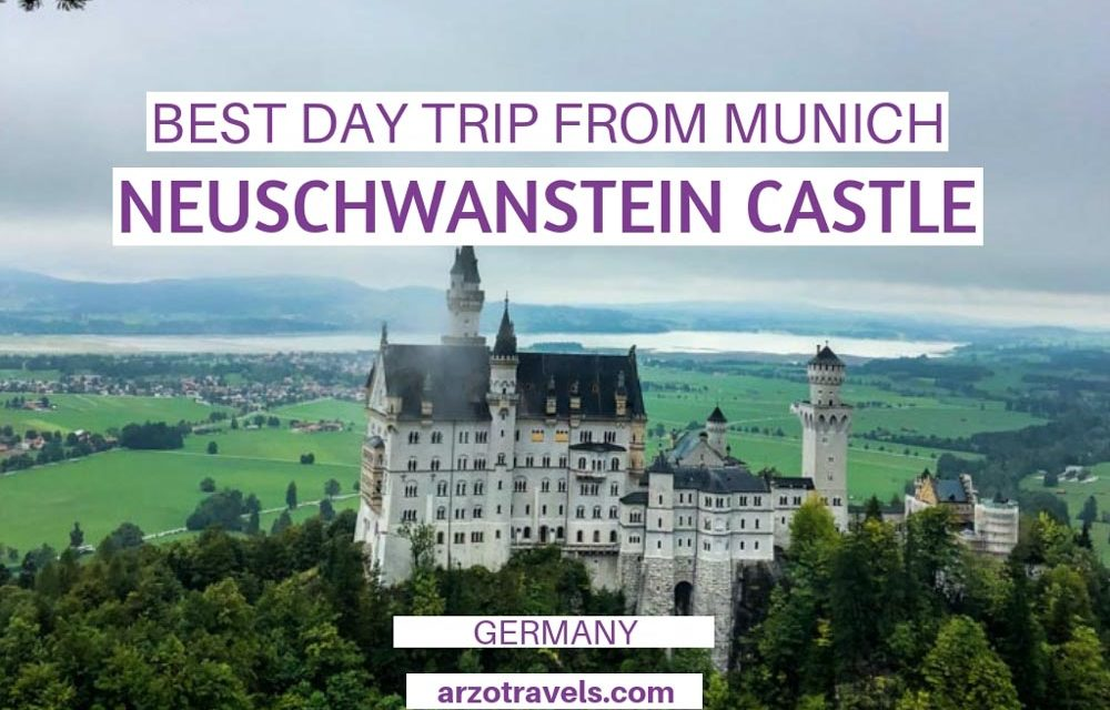 A Day Trip to Neuschwanstein Castle – The Most Romantic Place in Germany