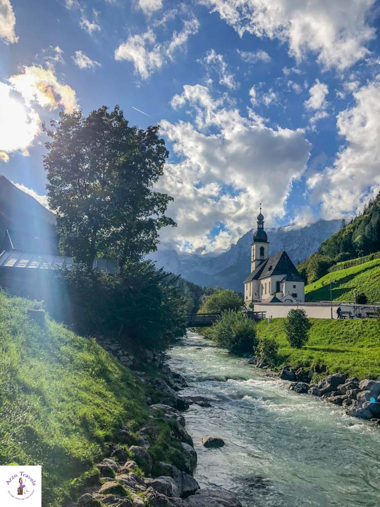 What to see in Bavaria, Ramsau bei Berchtesgaden