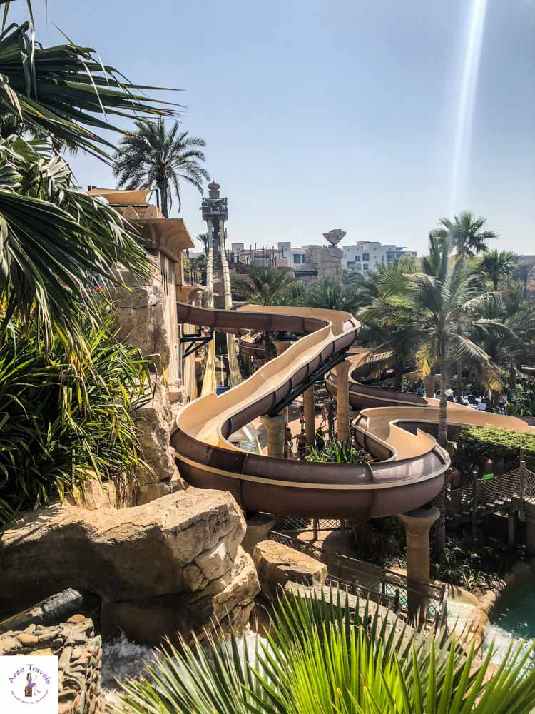 Wild Wadi Waterpark Dubai For Children