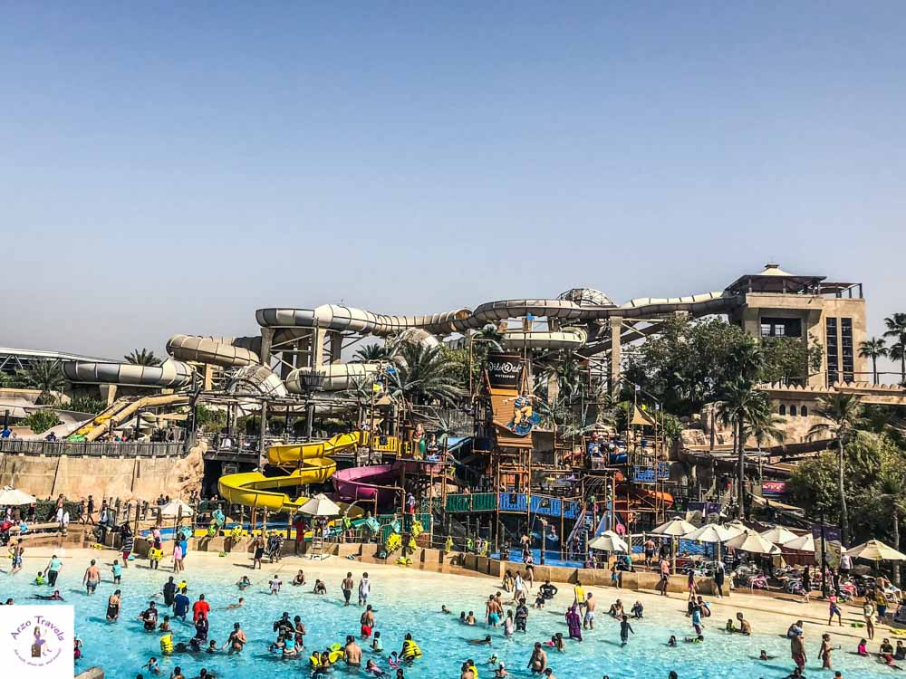 Wild Wadi Waterpark in Dubai_