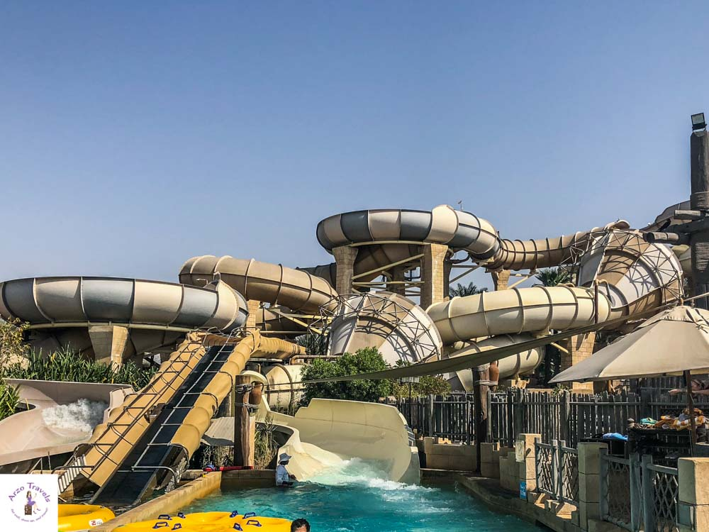 Wild Wadi Waterpark is it worth it - Dubai _