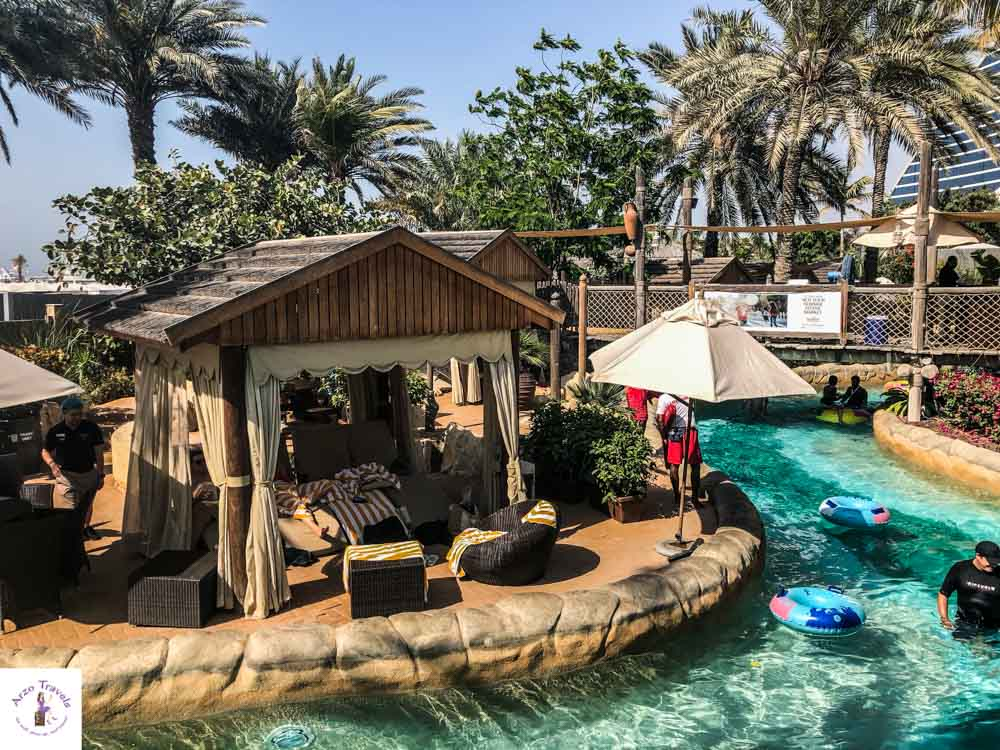 Wild Wadi Waterpark or Aquaventure in Dubai _