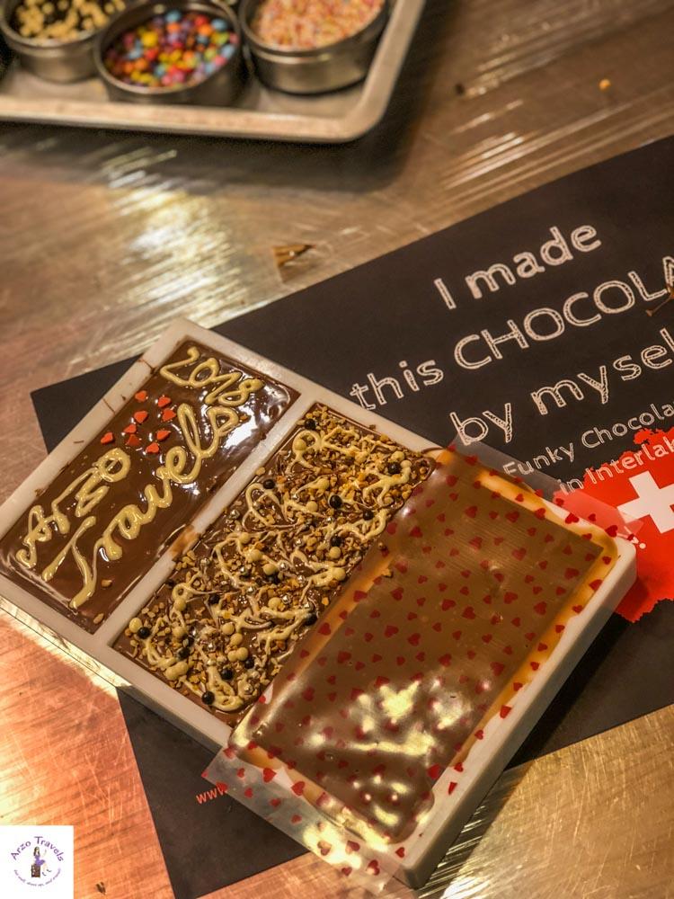 nterlaken what to do, Chocolate Workshop