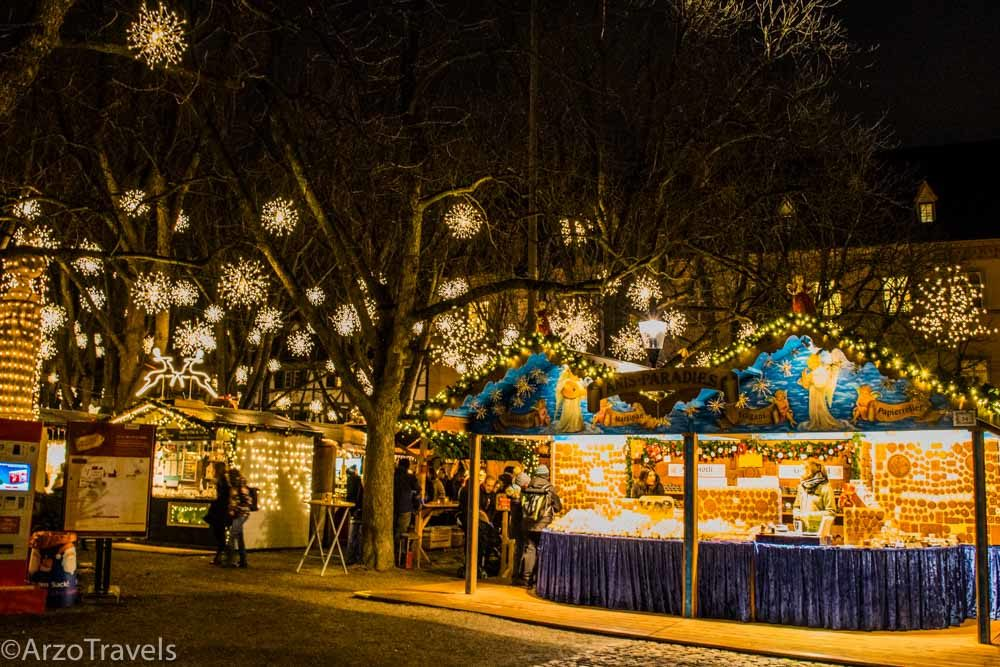 Basel Christmas Market.Best Things To Do In Basel In Two Days In Winter Or Summer