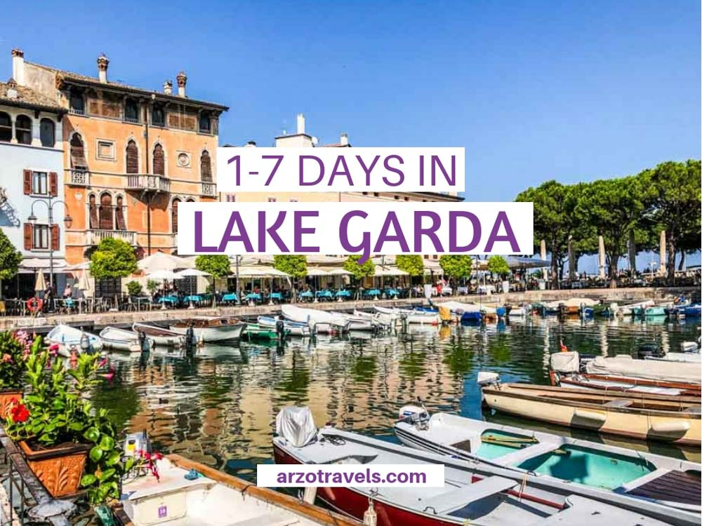 Best things to do in Lake Garda itinerary