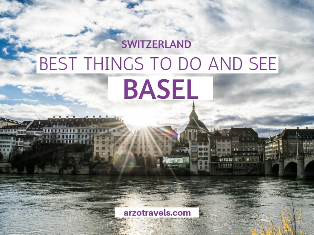 AMAZING & BEST THINGS TO DO IN BASEL (SUMMER OR WINTER)