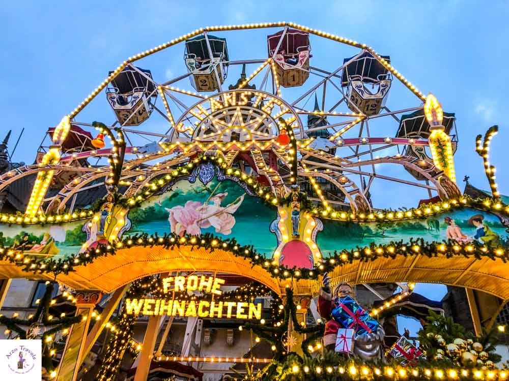 Bremen, Christmas in Germany, for kids