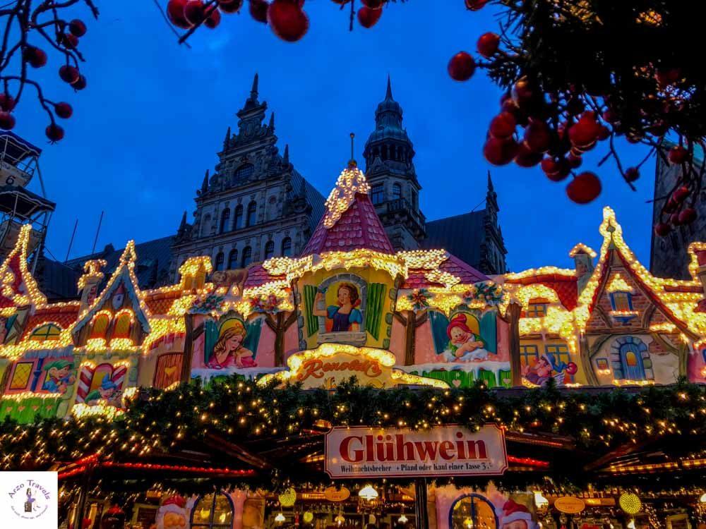 Bremen, Good Christmas Markets for children
